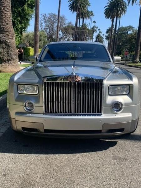 Rolls-Royce Phantom 2004 price $110,000