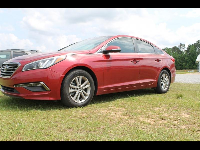 Hyundai Sonata 2016 price $11,600