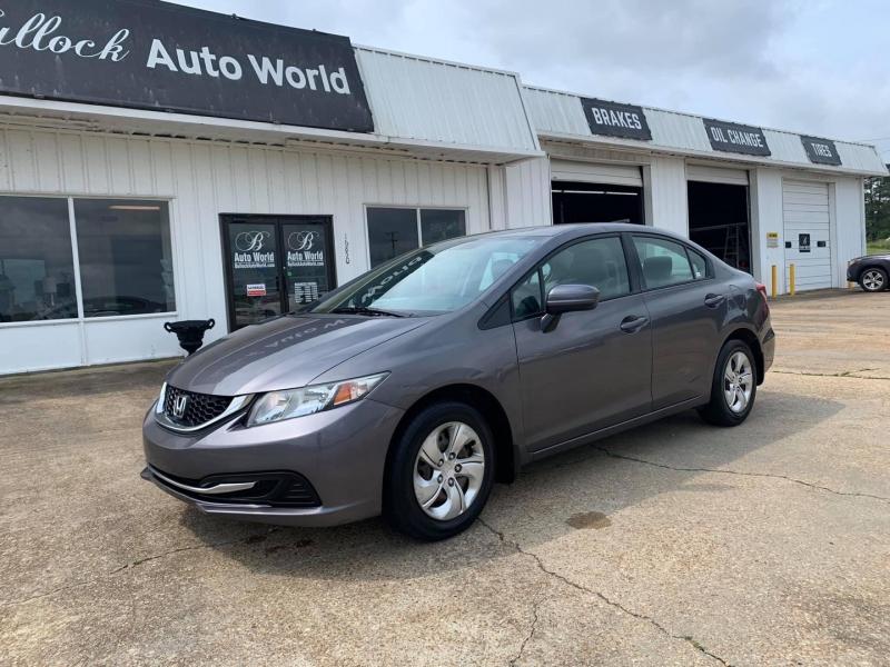 Honda Civic Sedan 2015 price $11,500