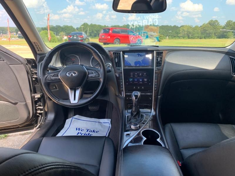 Infiniti Q50 2018 price $23,995