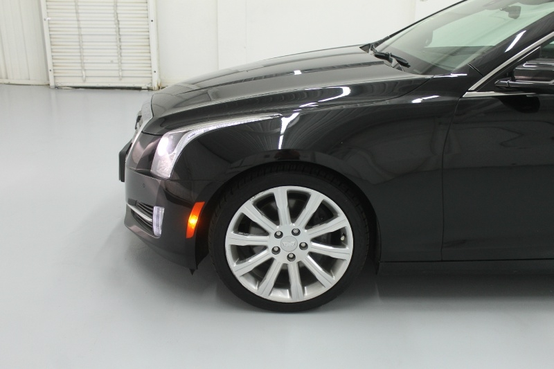 Cadillac ATS Coupe 2016 price $20,180