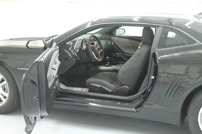 Chevrolet Camaro 2015 price $15,835