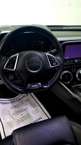Chevrolet Camaro 2018 price $40,500