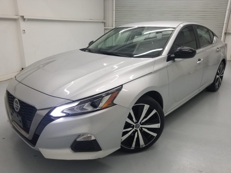 Nissan Altima 2019 price $0