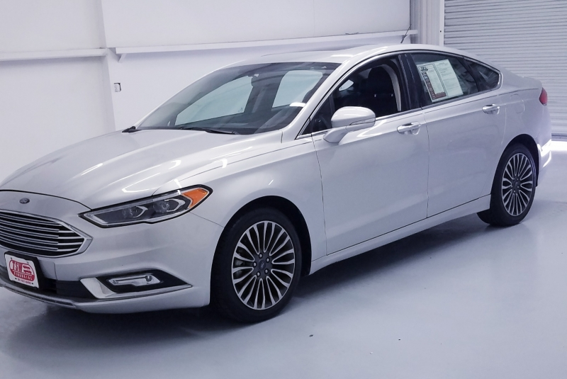 Ford Fusion 2018 price $18,560