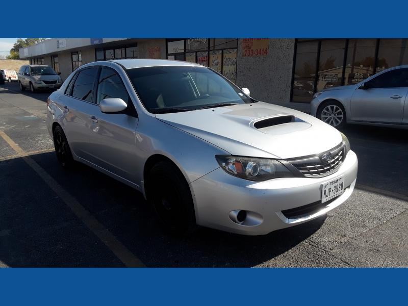 Subaru Impreza Sedan (Natl) 2008 price $8,990