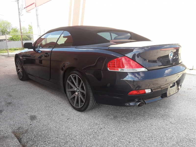 BMW 6-Series 2007 price $11,990