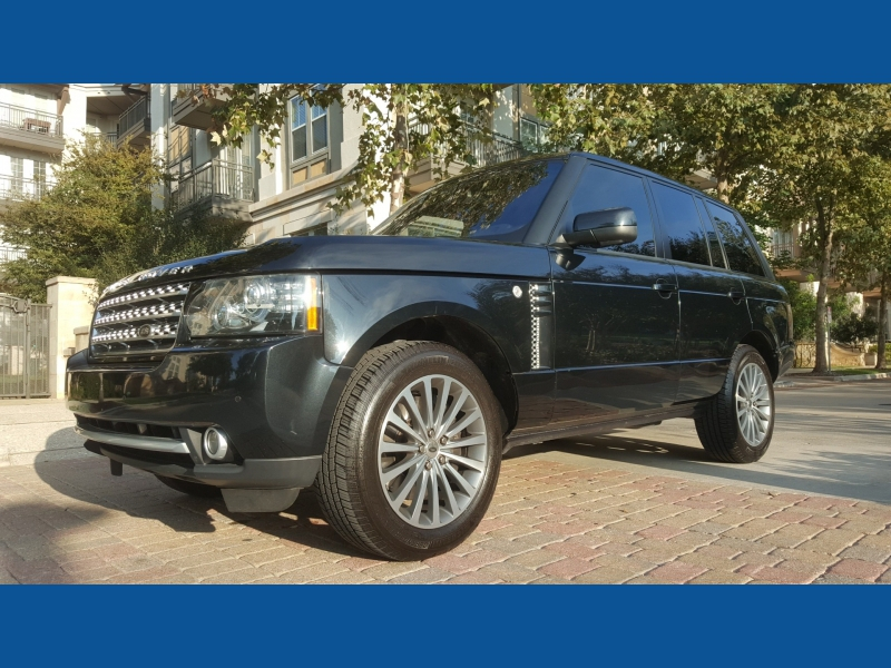 Land Rover Range Rover 2012 price $16,500