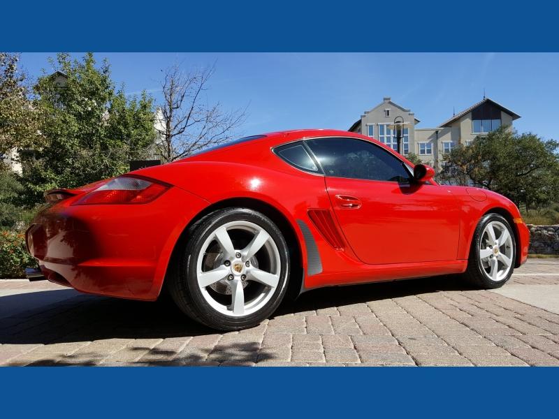Porsche Cayman 2007 price $19,788