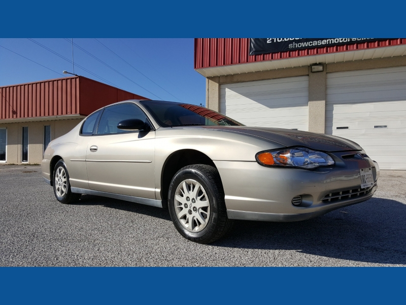 Chevrolet Monte Carlo 2003 price $39,900