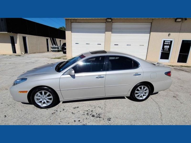 Lexus ES 300 2003 price $0
