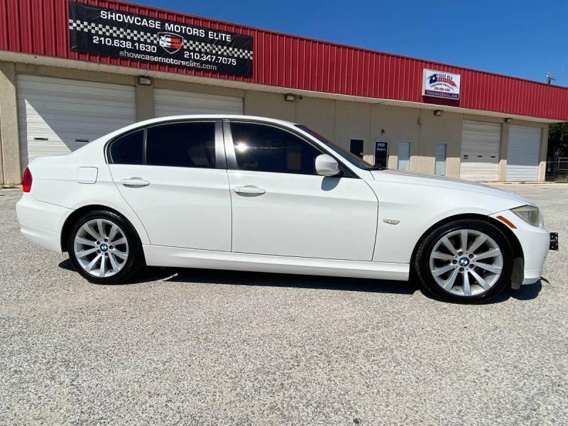 BMW 3-Series 2011 price $0