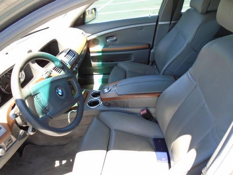 BMW 7-SERIES 2006 price $7,900