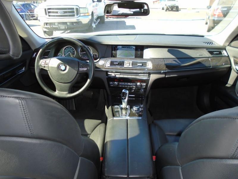 BMW 750 2011 price $23,900