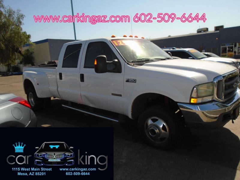 FORD F350 2004 price $12,900