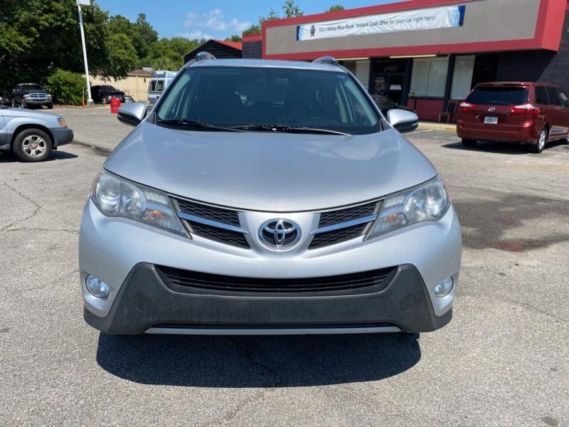 Toyota RAV4 2015 price $14,018