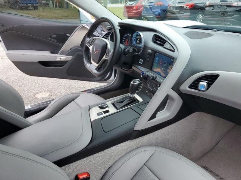 Chevrolet Corvette 2017 price $58,820