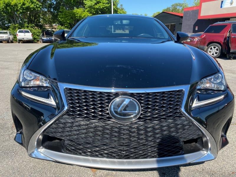 Lexus RC 200t 2017 price $29,243