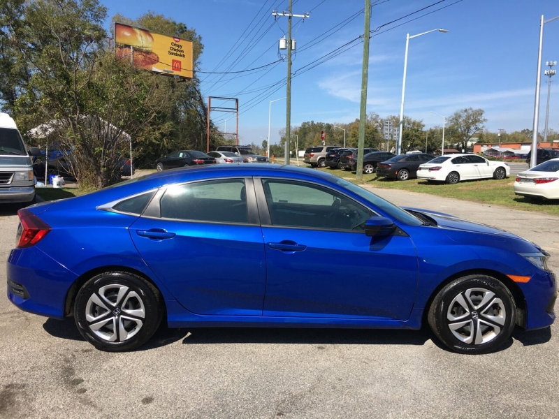 Honda Civic 2018 price $17,752