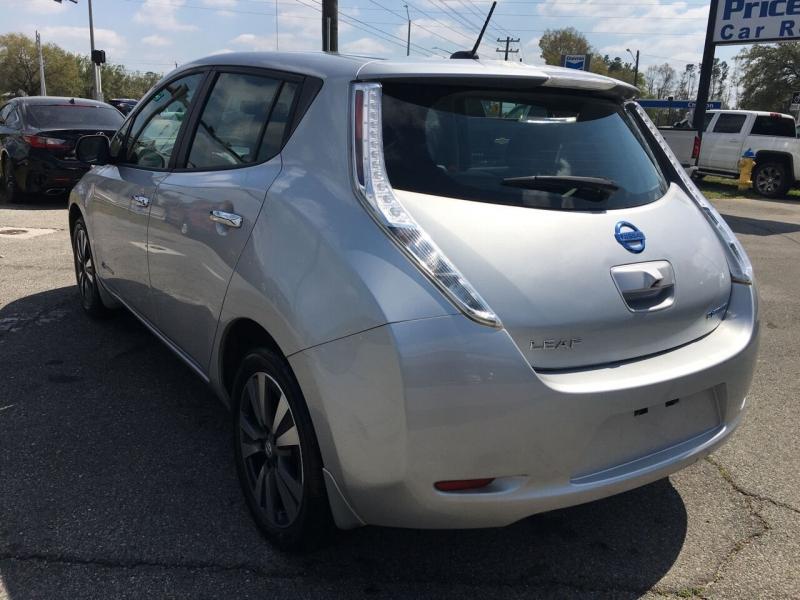 Nissan LEAF 2015 price $11,710