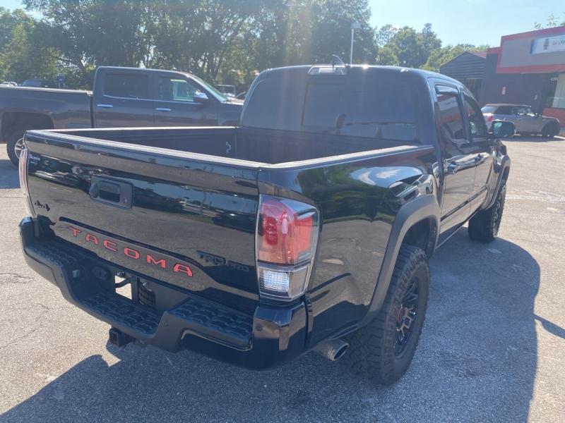 Toyota Tacoma 2019 price $52,778