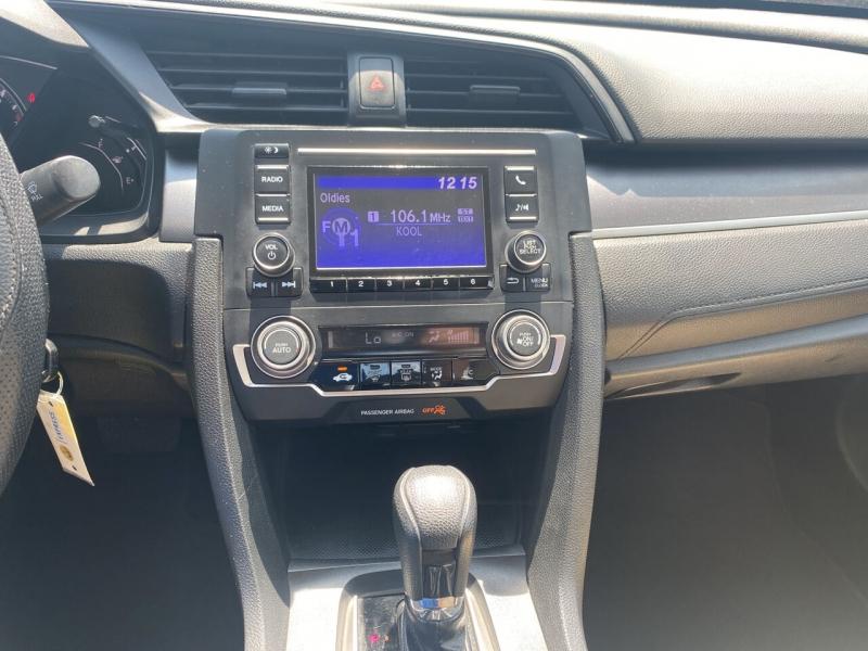 Honda Civic 2016 price $16,989