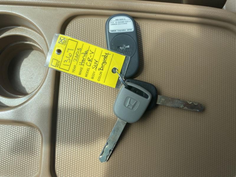 Honda CR-V 2003 price $4,735