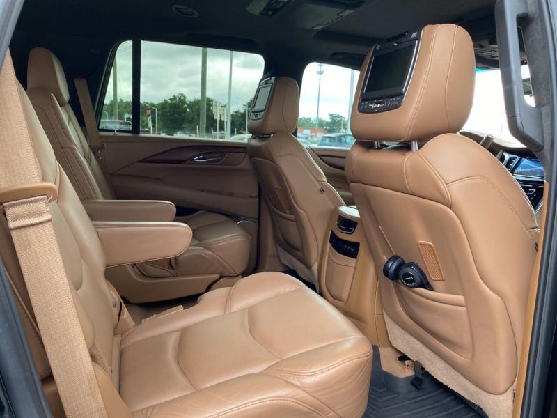 Cadillac Escalade 2017 price $60,538