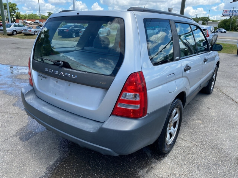 Subaru Forester 2003 price $4,290