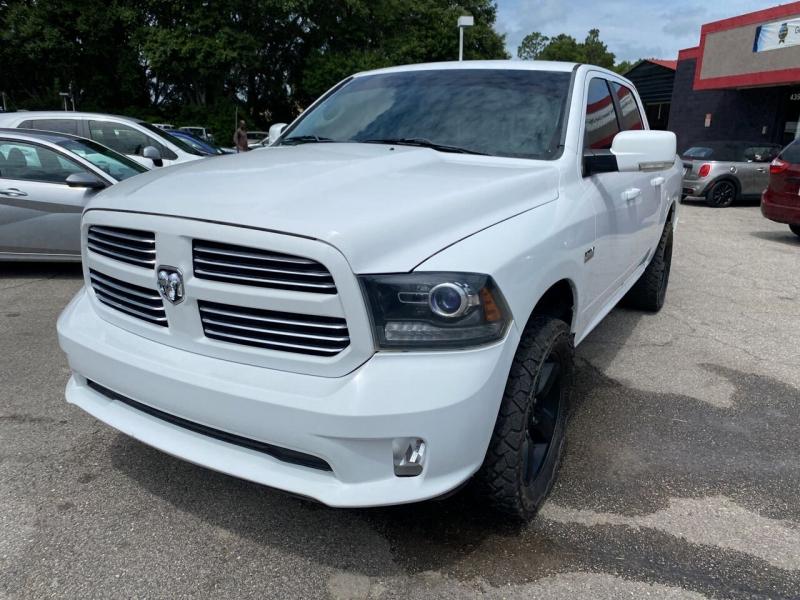 RAM Ram Pickup 1500 2014 price $30,087