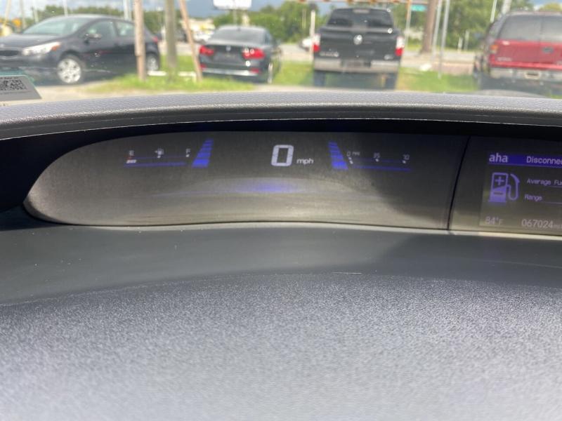 Honda Civic 2015 price $15,266