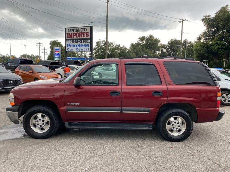Chevrolet Tahoe 2002 price $5,923