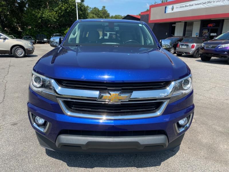 Chevrolet Colorado 2016 price $23,093