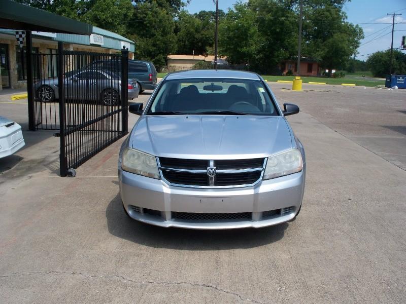 Dodge Avenger 2008 price