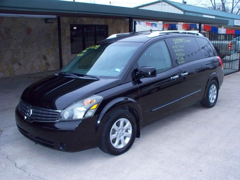 Nissan Quest 2008 price