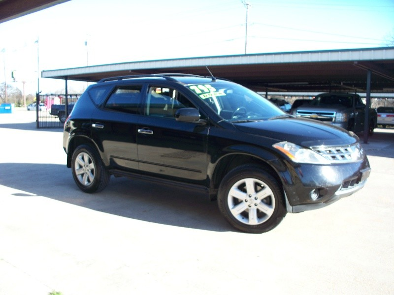 Nissan Murano 2006 price $0