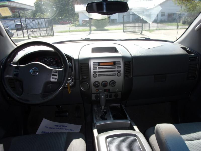 Nissan Titan 2005 price $0