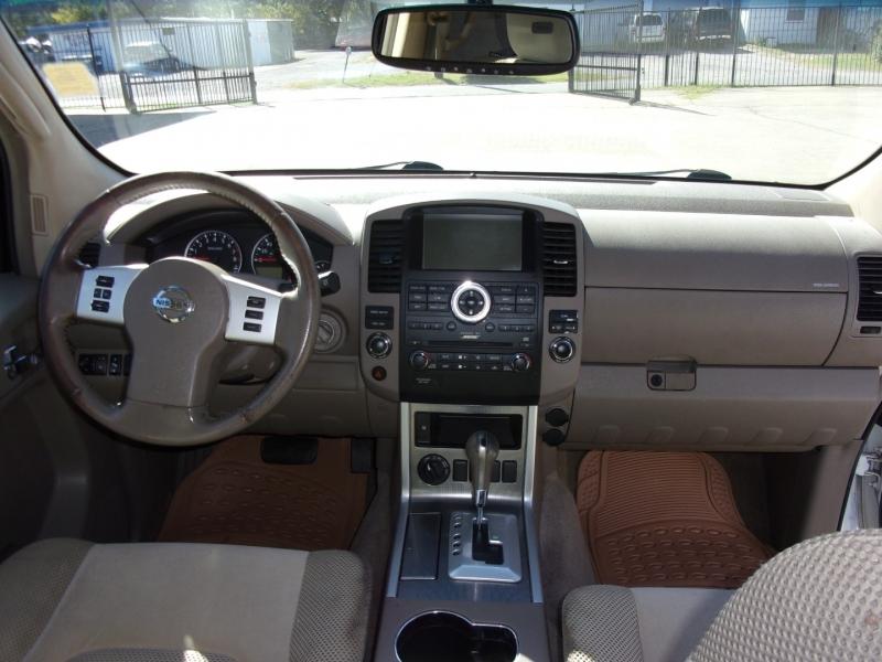Nissan Pathfinder 2010 price $0