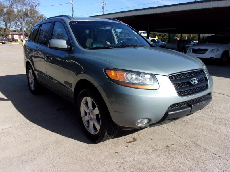 Hyundai Santa Fe 2008 price $0