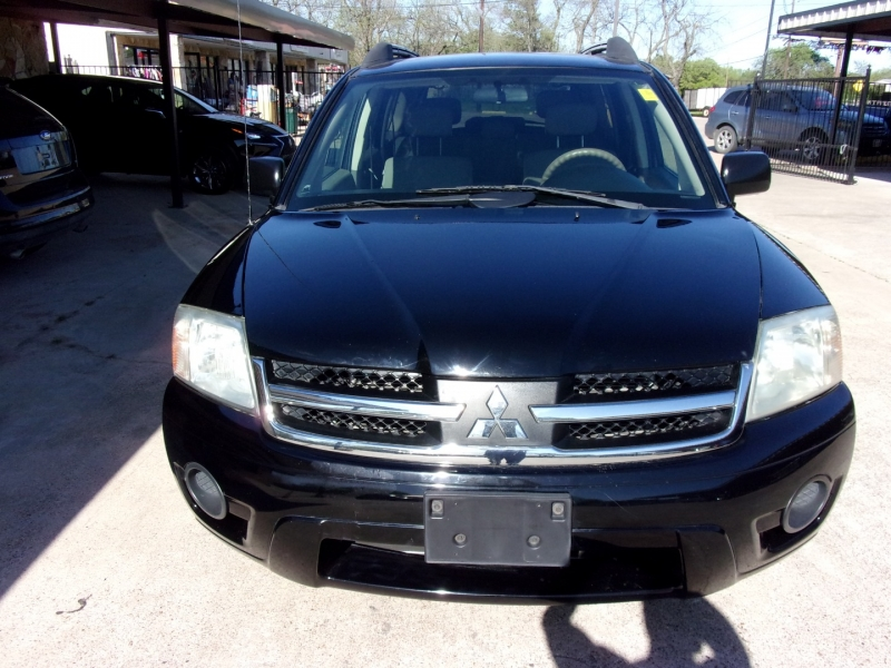 Mitsubishi Endeavor 2007 price $0