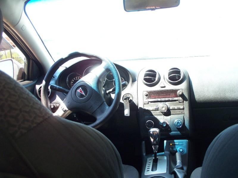 Pontiac G6 2010 price $0