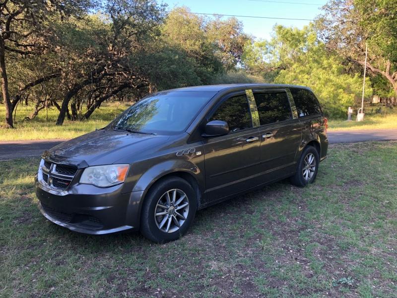Dodge Grand Caravan 2014 price $6,500