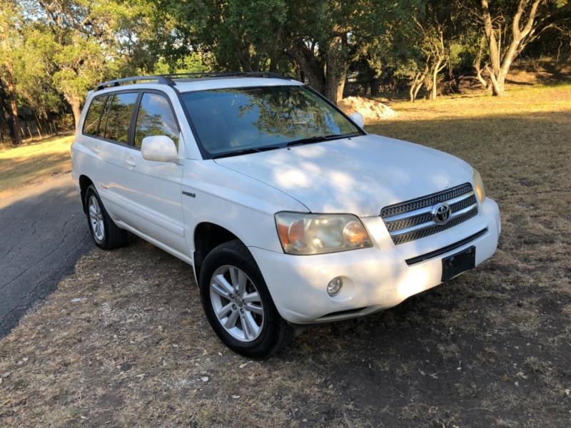 Toyota Highlander Hybrid 2007 price $3,499