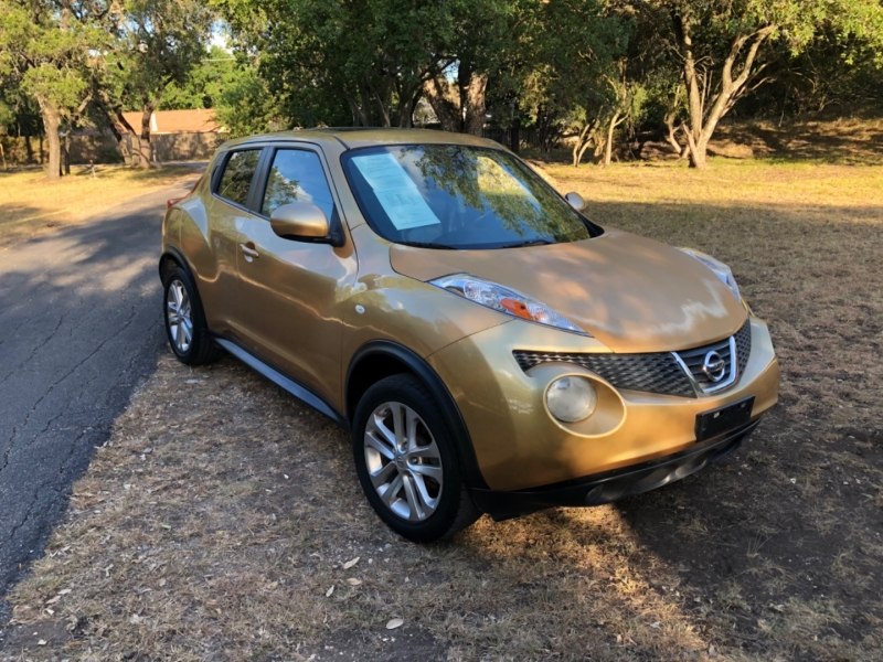 Nissan JUKE 2013 price $8,900