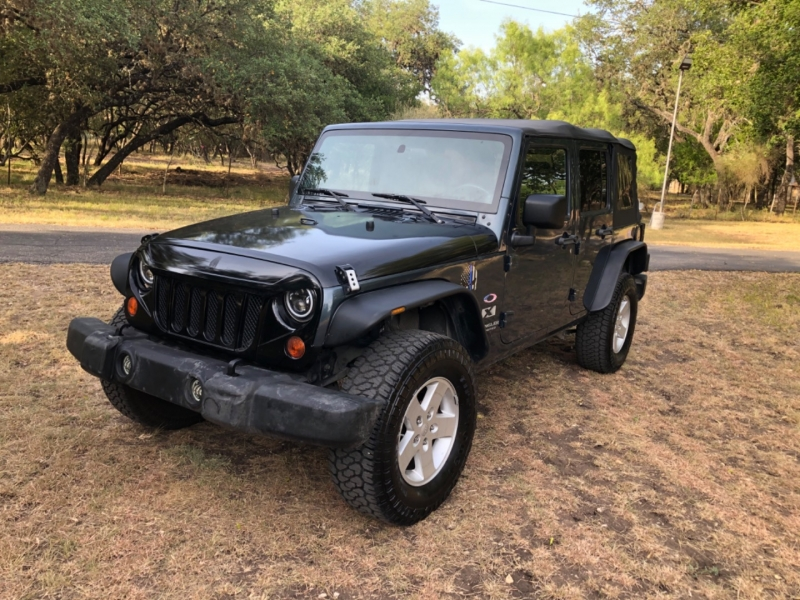 Jeep Wrangler 2008 price $13,900