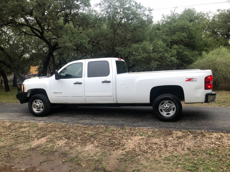 Chevrolet Silverado 2500HD 2011 price $18,900