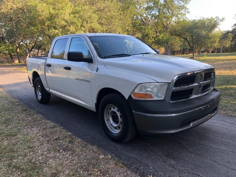 RAM 1500 2011 price $19,900