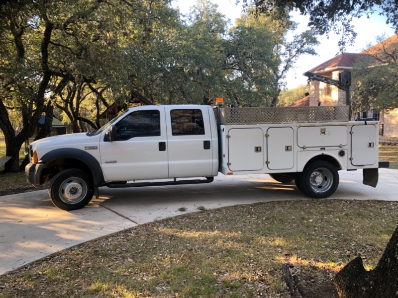 Ford Super Duty F-550 DRW 2007 price $18,900