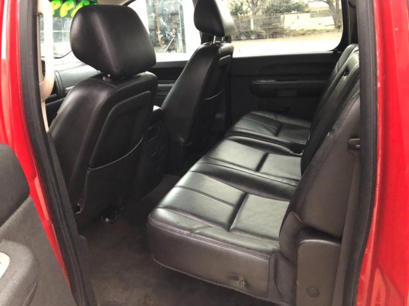 Chevrolet Silverado 1500 2012 price $18,999