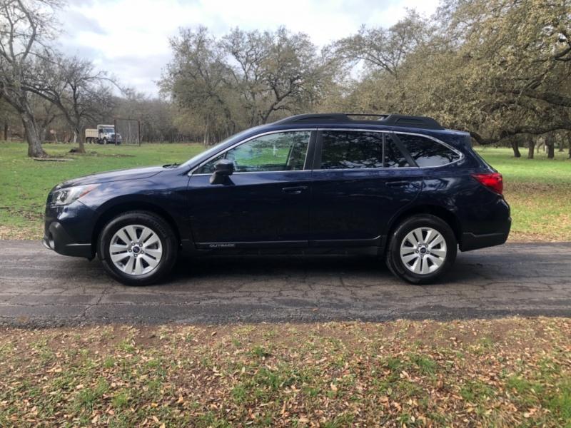 Subaru Outback 2018 price $21,500
